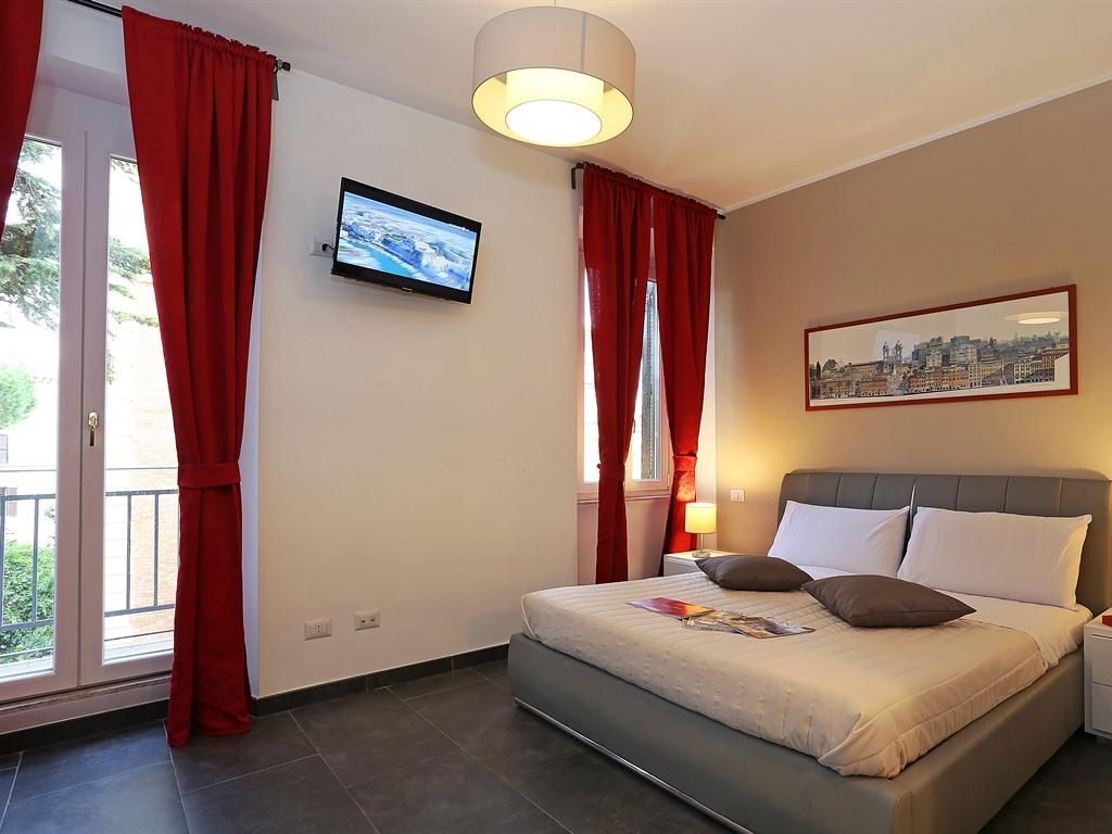 Matrimoniale-Comfort-Bagno in camera con doccia-Balcone