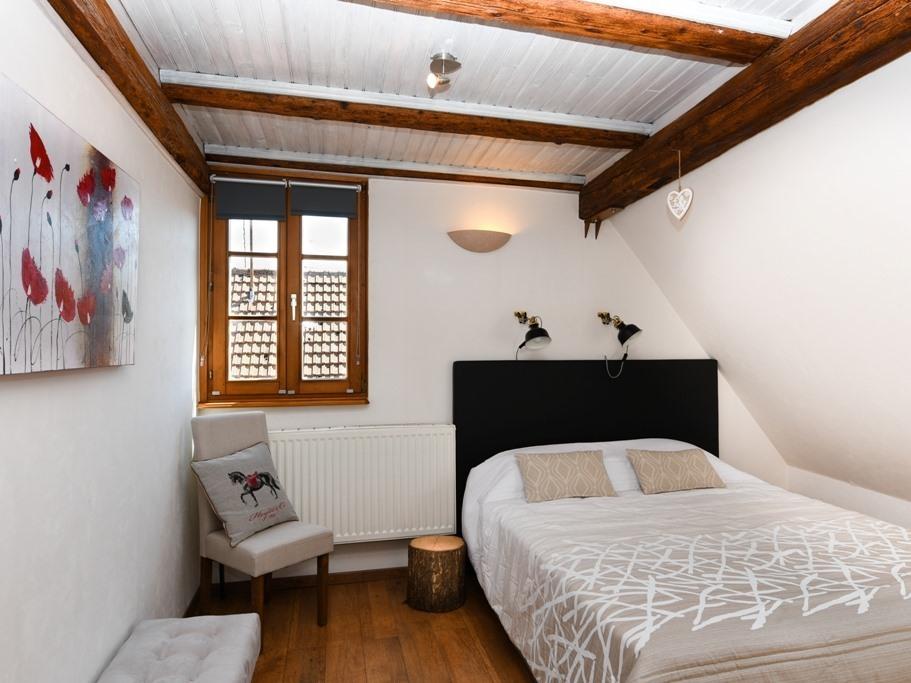 Appartement-Confort-Salle de bain privée séparée-Balcon - Tarif de base