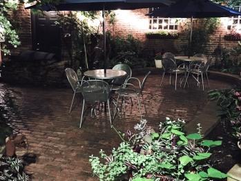 Garden- Night