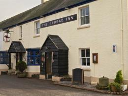 The George Inn, Blackawton, 