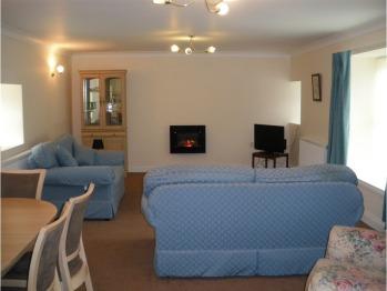 The Granary - Lounge area