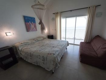 Appartement-Premium-Salle de bain Privée-Vue mer-Suite T2