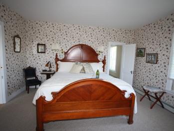 Col. Ward King Bedroom