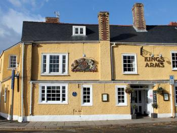 The Kings Arms Hotel -