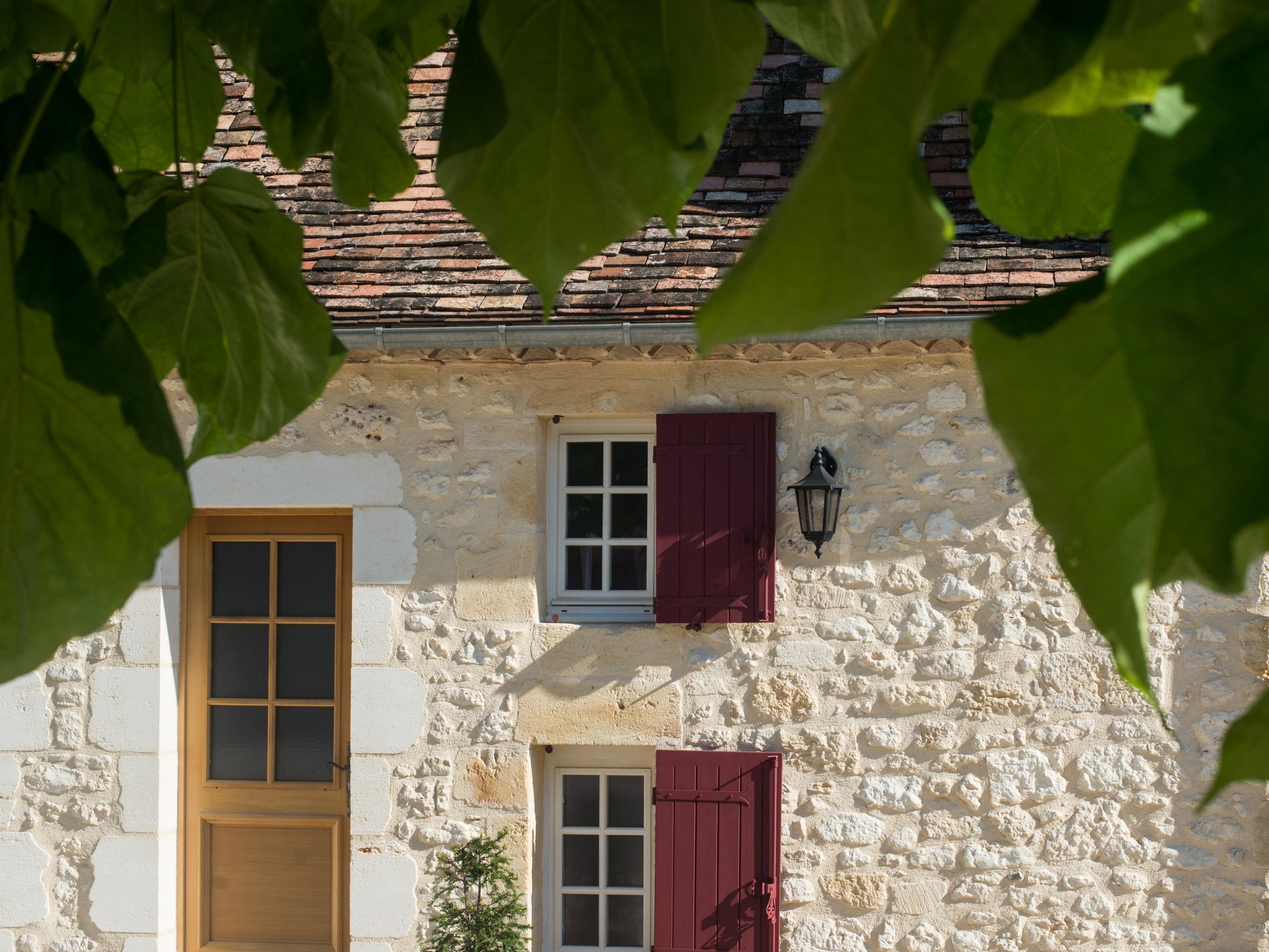 Cottage-de Luxe-Douche-Vue sur Jardin-1 bed