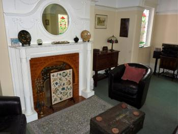 Residents' sitting room