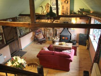 The Old Forge - Our self catering cottage, The Smithy which sleeps two