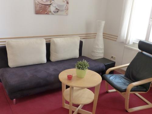"""Wohnbereich """"Apartment mit 2 Schlafzimmern"""""""