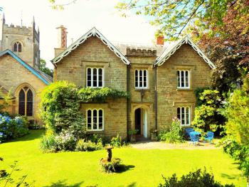 The Old Vicarage B&B -