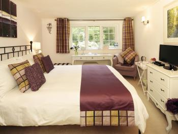 Double room-Ensuite-Tillerton - Base Rate