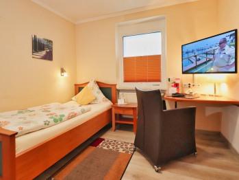 Einzelzimmer-Economy-Ensuite Dusche