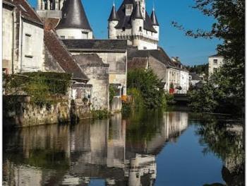 Gîte d'Etape Le Presbytère de Beaulieu - LA CITE MEDIEVALE A LOCHES
