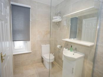 Shower room Double Room