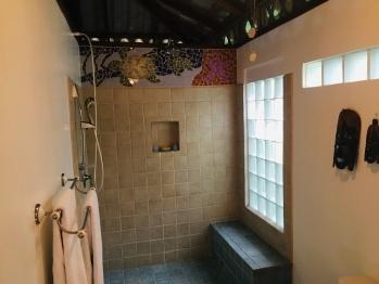 Toucan Bungalow shower