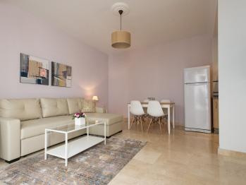 Apartamento-1B Apartamento 4 Personas-Confortable-Baño con ducha - Tarifa Base