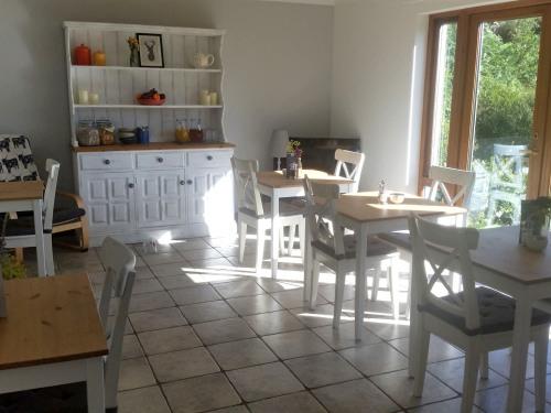 Applecross bed and breakfast - Scotland - breakfast room