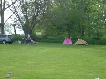 Group Tent Site T47
