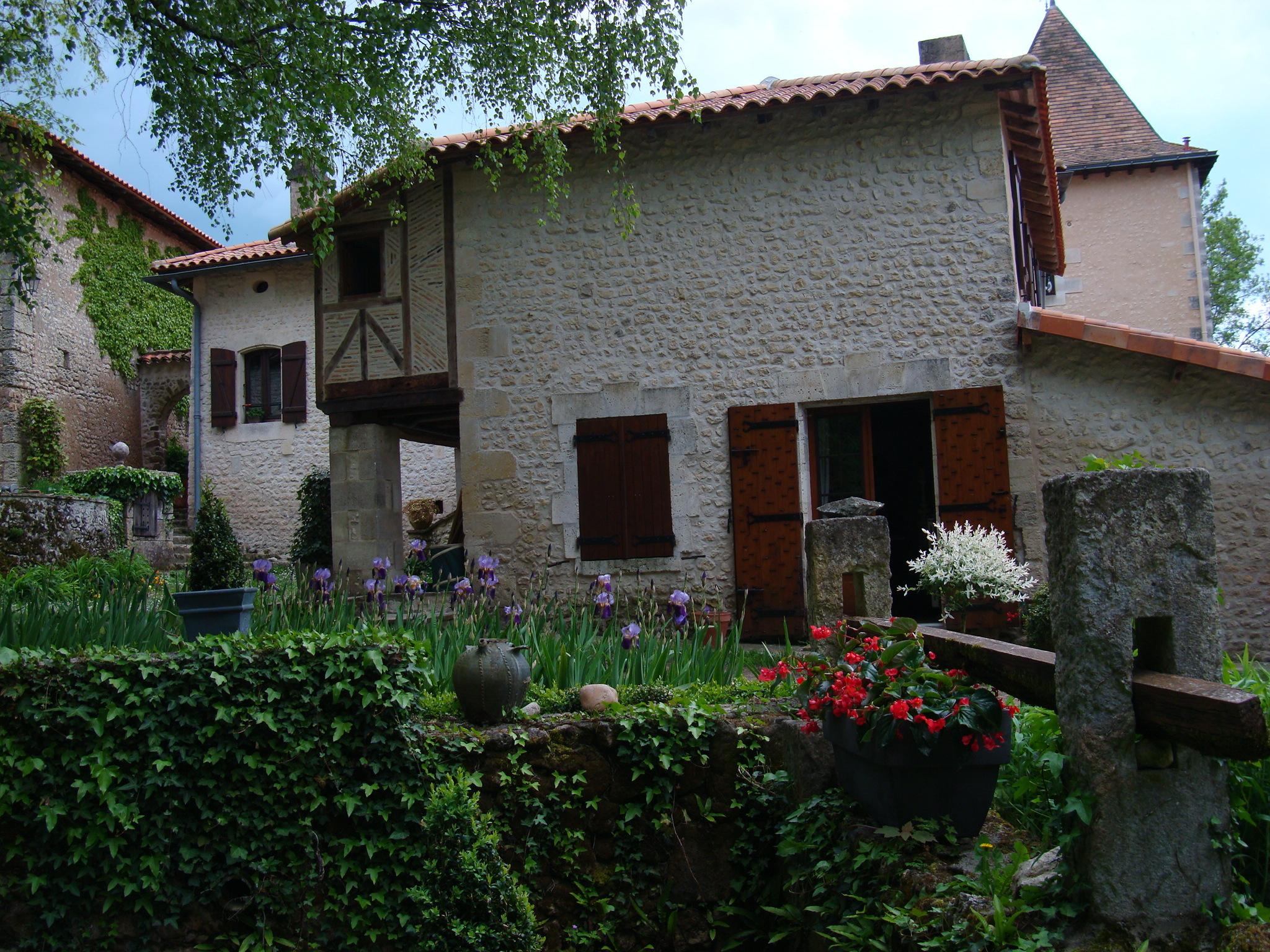 Suite Junior-Douche-Vue sur Jardin - Tarif de base