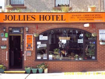 Jollies Hotel - Exterior View of Jollies Hotel