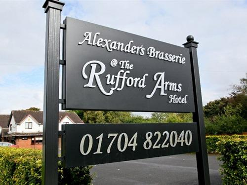 Welcome to the Rufford Arms Hotel