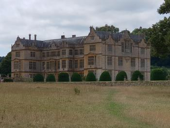 Montacute House, National Trust Gardens and Parkland 10mins