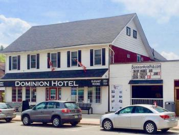 The Historic Dominion Hotel