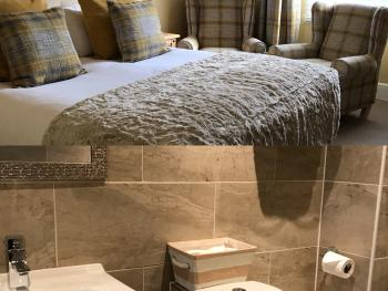 King-Deluxe-Ensuite with Shower