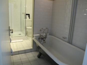 """Perrier Jouet"" Feature Double guest bathroom"