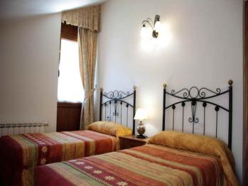 Apartamento 1 habitación twin
