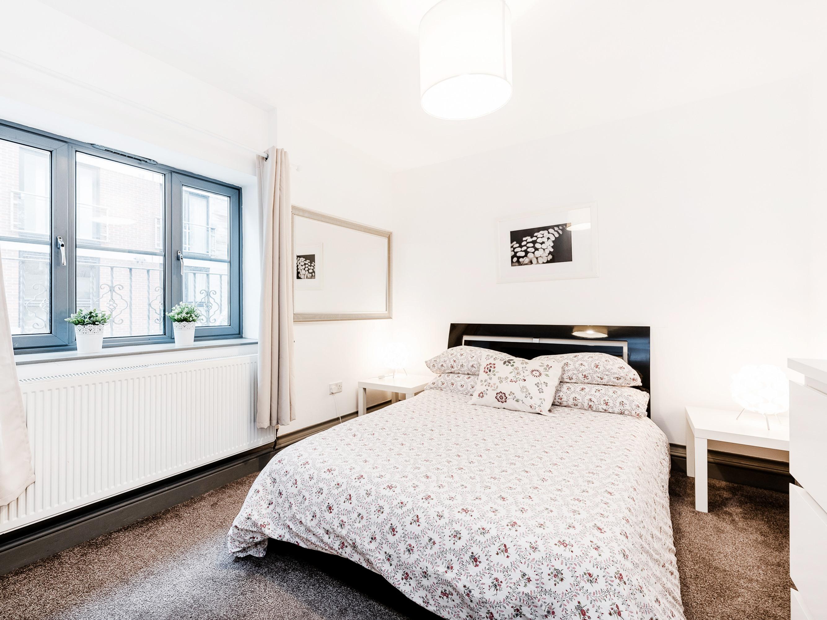 Apartment-Deluxe-Private Bathroom-1 Bedroom