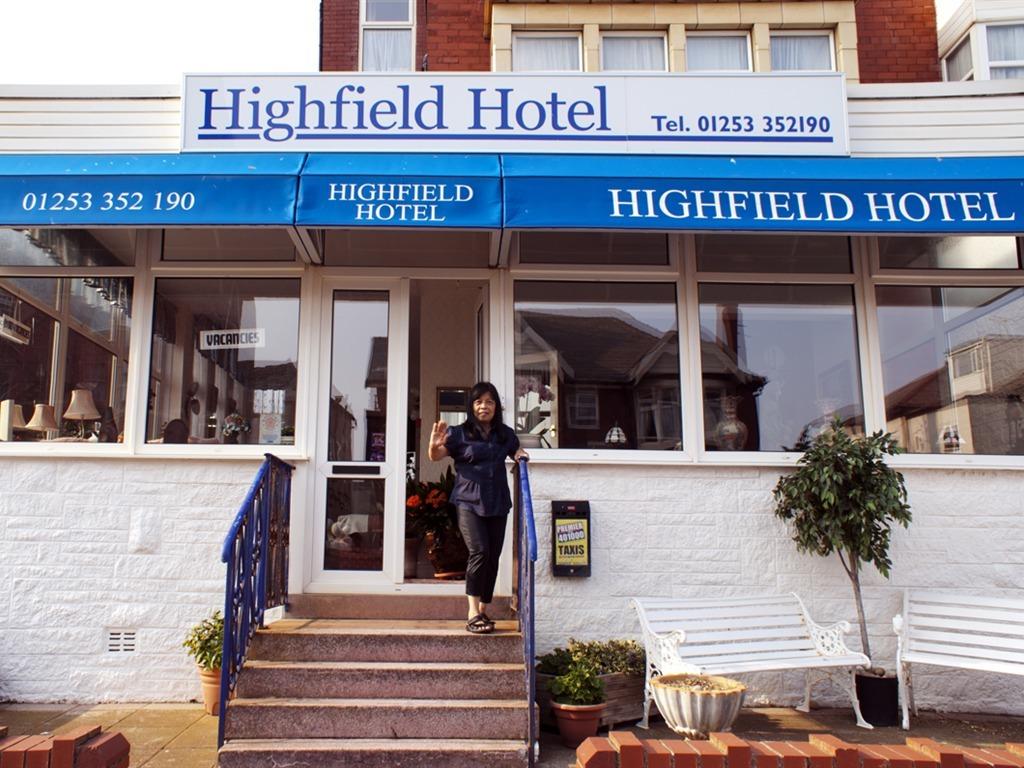 Highfield Front