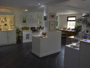 Craft Gallery located on site