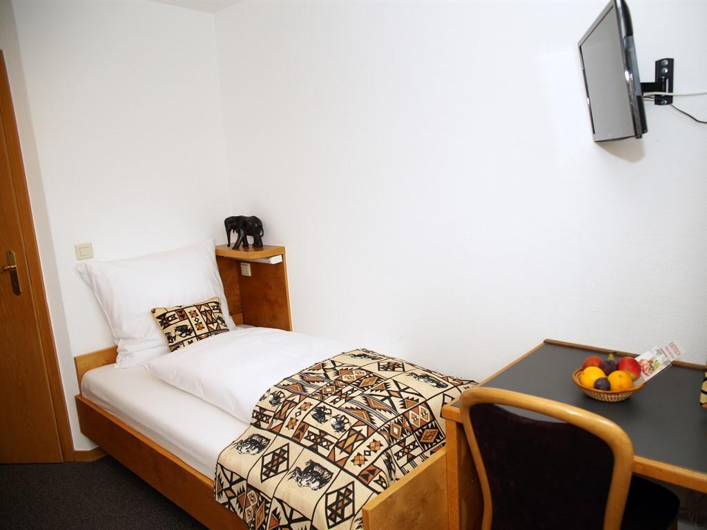 Einzelzimmer-Standard-Ensuite Dusche