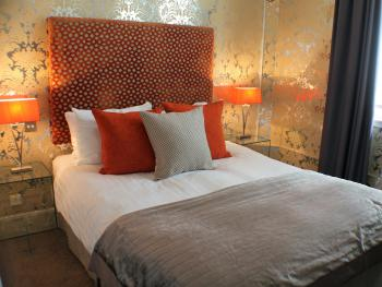 """""""Alice"""" Superior double guest room"""