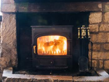 Real Log Fires