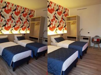 Appartamento-Bagno in camera con doccia-Vista città-3 Adulti