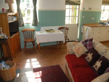 Inside the Cottage