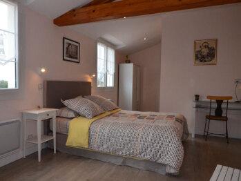 Upupa-Double-Confort-Salle de bain-Vue sur Piscine