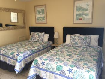 Double room-Ensuite-Standard-Type A - Motel Rm, 2 Dbls