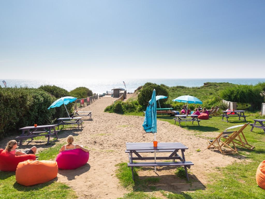 Beach House, North Cornwall