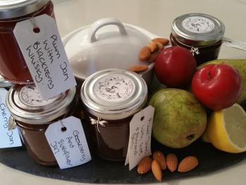 Homemade Jams and Preserves
