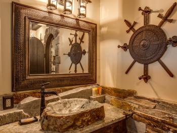 Castle Suite bathroom