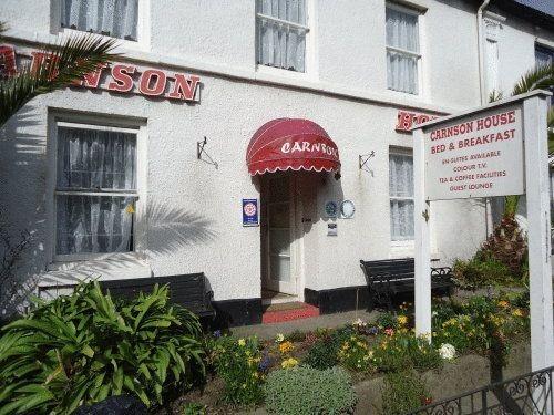 Carnson House, Penzance, Cornwall