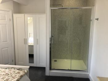 Double Bedroom Shower