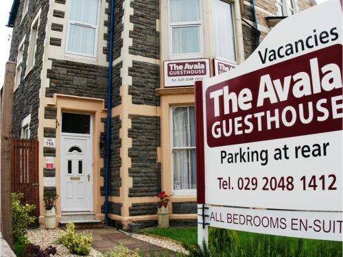 Avala Guest House, Cardiff, Vale of Glamorgan, Wales