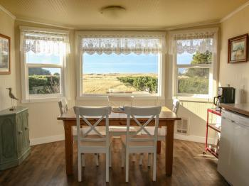 #6 Sandpiper Dining Nook with a view of the dunes