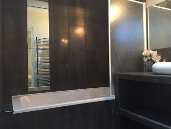 HORTENSIA Chambre #1 salle de bain