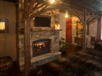 Mountain Laurel Suite-King Bed