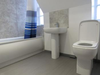 Shared Bathroom & Toilet Facilities