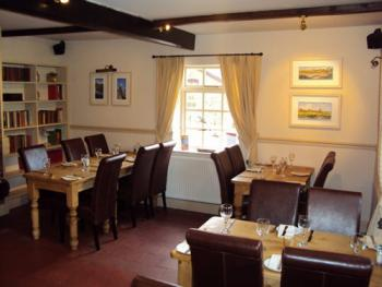 The King William IV, Hunstanton | Gallery Restaurant featuring art exhibitions